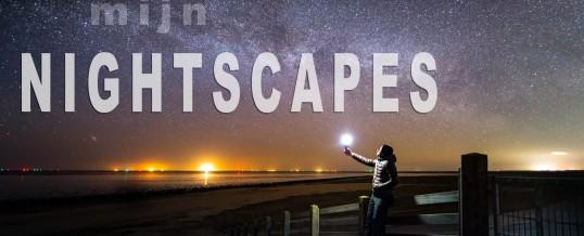 Hoe maak ik mijn Nightscapes